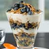 It can be challenging to make healthy breakfast choices when you're tempted with calorie-laden pancakes and humongous omelets! But healthy breakfast recipes can be quick, easy and, best of all, taste great. Jumpstart your morning with any one of these delicious, healthy breakfast foods!