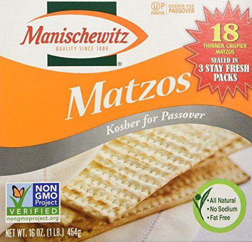 Matzo Cake Meal Ingredients