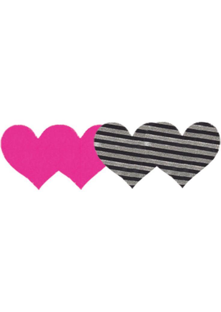 Buy Double Vision Hearts online cheap. SALE! $11.49