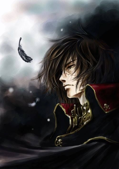 Captain Harlock of the Arcadia