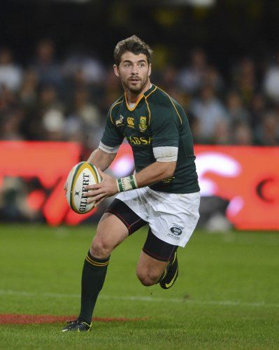 Wille le Roux is a South African rugby union footballer