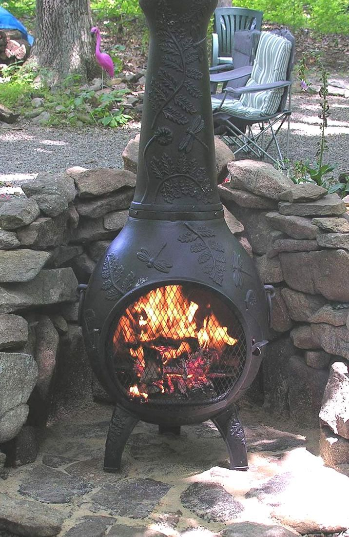 Read Reviews And Buy The Best Cast Aluminum Chimineas From Top