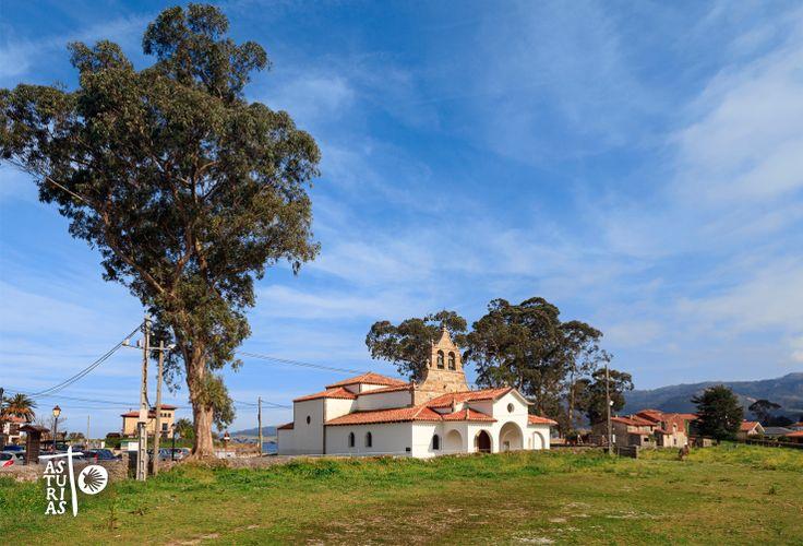 Iglesia de Sta. María de Tona - La Isla