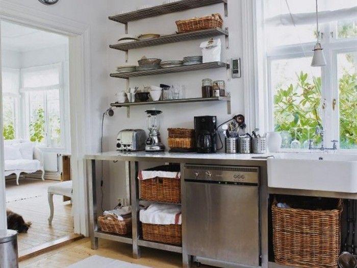 Stainless Steel Kitchen Shelves Stainless Steel Kitchen Shelves