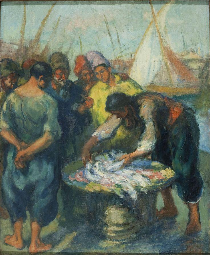 Mejores 131 im genes de ricardo canals pintores en pinterest pintor impresionista y arte - Pintores de barcelona ...