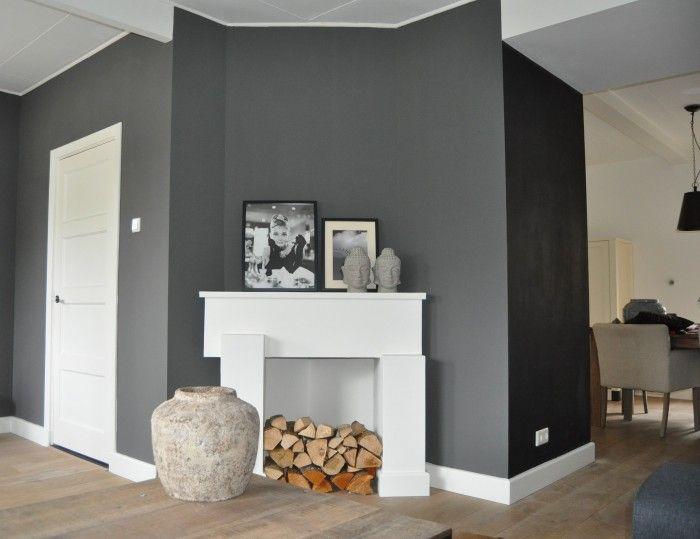 Meer dan 1000 idee n over antraciet slaapkamers op pinterest grijze slaapkamer grijze - Kleur grijze leisteen ...
