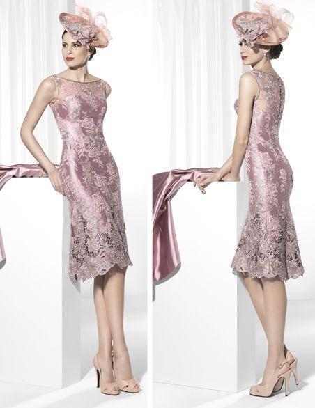 15 Preciosos Vestidos de Noche de la colección de Franc Sarabia - Vestidos Mania