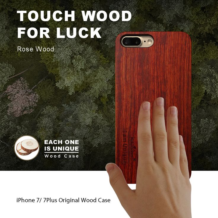 Touch wood for luck.  Handmade Rosewood case for iPhone 7: http://amzn.to/2lVmUv2 Handmade Rosewood case for iPhone 7+ : http://amzn.to/2mtP2Dq  #touchwoodforluck #newisdom #woodcase #handmade #amazon #iphone7 #iphone7plus #iphone #sales #apple #bamboo #bamboocase #craft #art #gift #birthdaygift