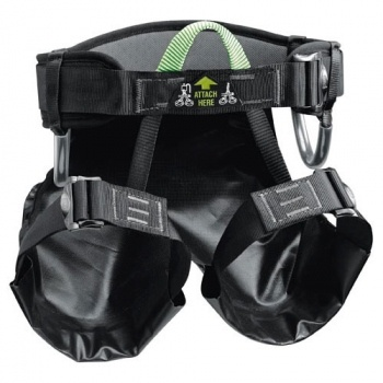 CANYON  Canyoning harness with padded waistbelt and protective seat - Looks COZY