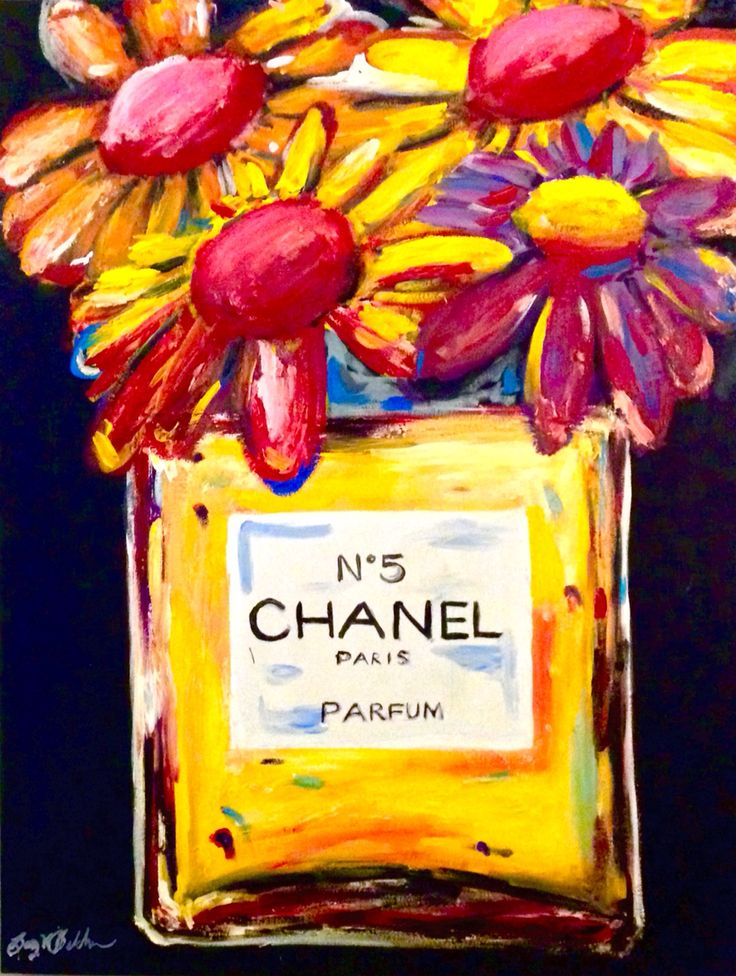 The Smell of Chanel No. 5