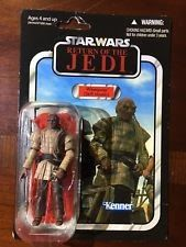 """Weequay (Skiff Master) Star Wars 3.75"""" The Vintage Collection"""