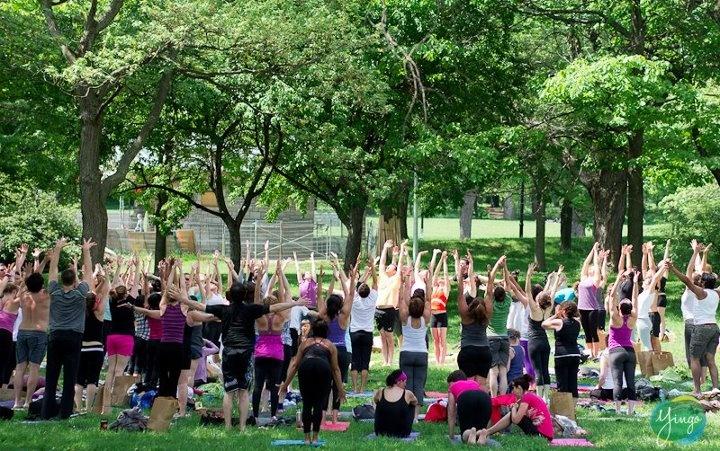 Yingo@Yoga Mala 2012  #health #yoga