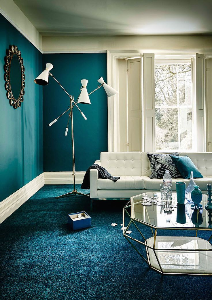 21 Turquoise Living Room Ideas To Try Living Room Turquoise Peacock Blue Living Room Blue Living Room