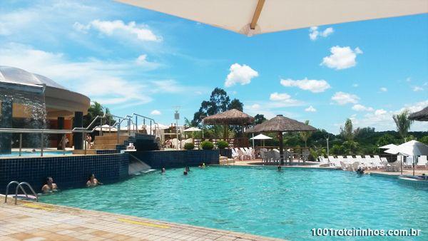 Mabu Thermas Grand Resort – Foz do Iguaçu - complexo de piscinas