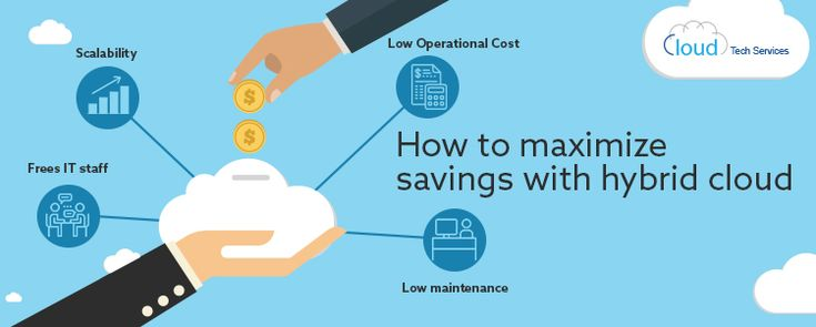 How to Maximize Savings With Hybrid Cloud