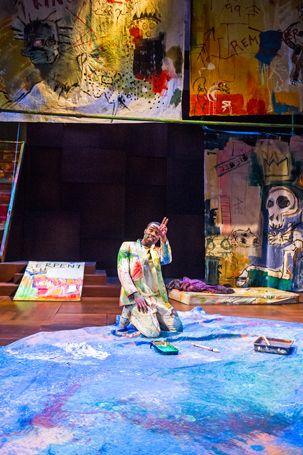 Hamlet review – Paapa Essiedu stars at the Royal Shakespeare Theatre, Stratford-upon-Avon