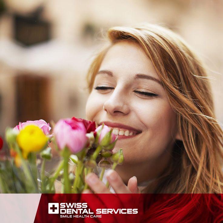 Le sourire vous ouvre les portes du bonheur! Comptez sur SDS pour vous aider à récupérer la joie de sourire|
