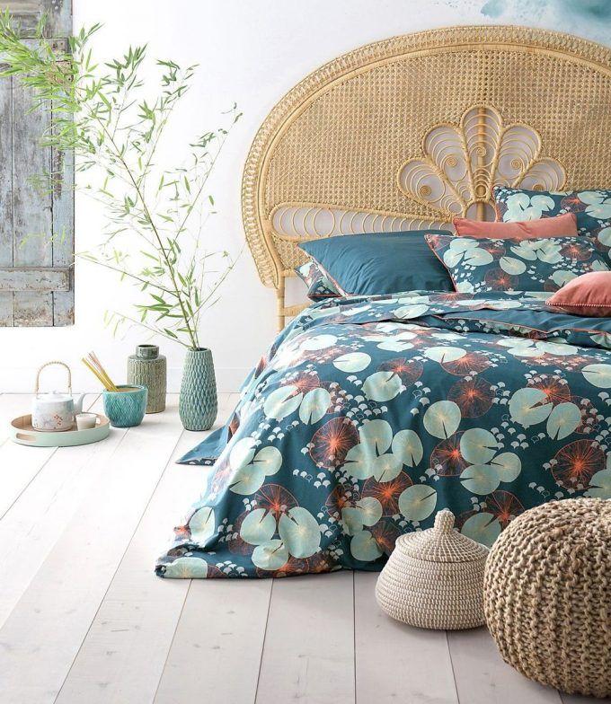 Où trouver une tête de lit en rotin - Blog Déco | Chambre ...