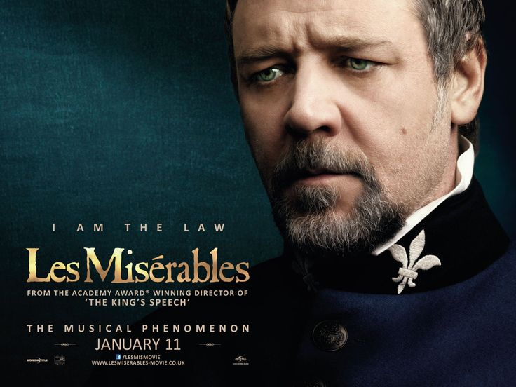 Les Miserables is the cinematic musical experience of a lifetime, telling a story of broken dreams, passion, sacrifice and redemption. In Cinemas January 11, 2013