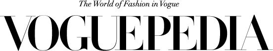 The World of Fashion in Vogue, Voguepedia http://www.vogue.com/voguepedia/Models