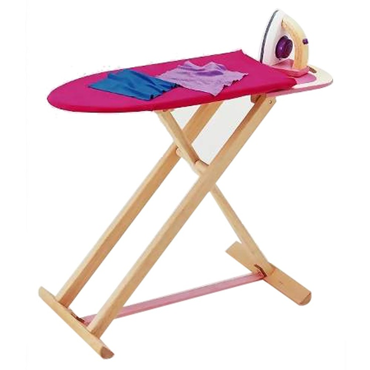 Pintoy - wooden ironing set