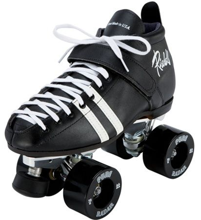 Riedell Roller Skates...I sure do remember these!! Oh the good ol days