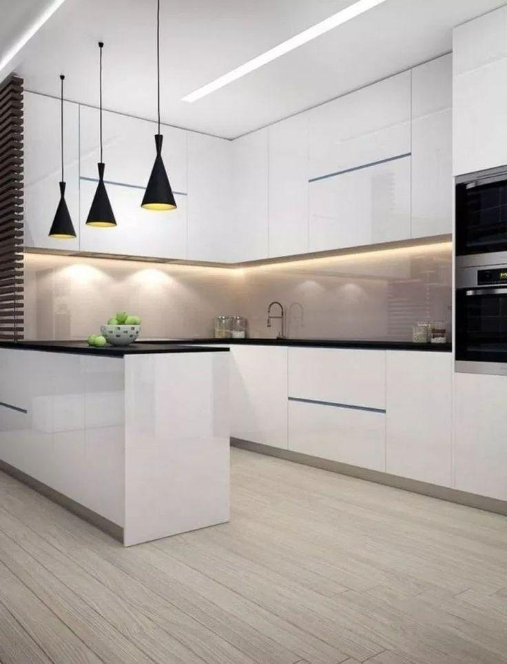 25 Beautiful Scandinavian Kitchen