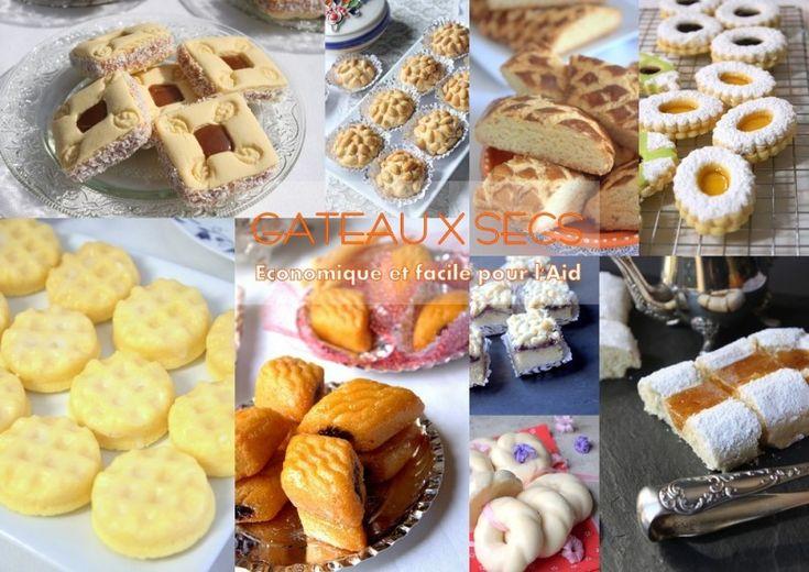 Avec l'Aid, on cherche à proposer le gateau algérien inédit. On veut toute avoir le plus beau plateau en gâteaux algériens facile ou économique avec des