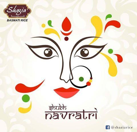 Shazia Basmati Rice Wishes you a Happy Chaitra Navratri 2017. #शुभ #नवरात्रि #love #celebration #navratri #festival #fun #happiness #navratri2017 #navratriday #indian