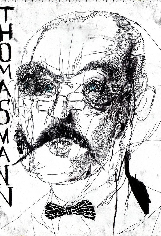 Thomas Mann Daniel Egneus