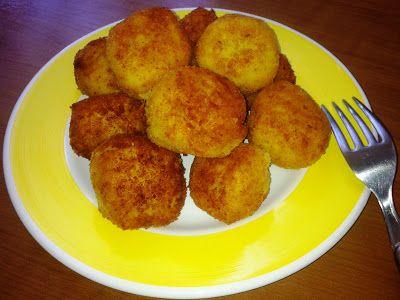 Crochete de cartofi cu chimen