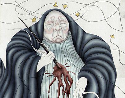 """Check out new work on my @Behance portfolio: """"""""De la sangre del Cielo"""""""" http://be.net/gallery/38195713/De-la-sangre-del-Cielo"""