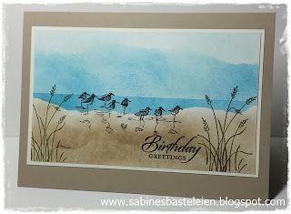 Sabines Basteleien Wetlands Stampin' Up!