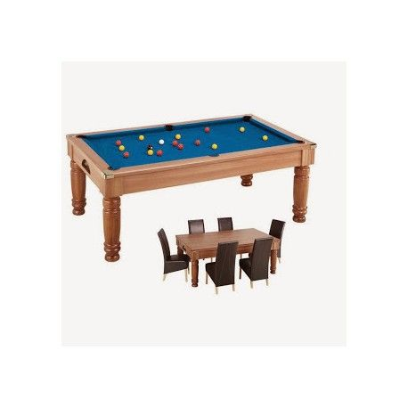 Billard table Diners - pool anglais 7ft Noyer - 1 530,00 €  #Jeux