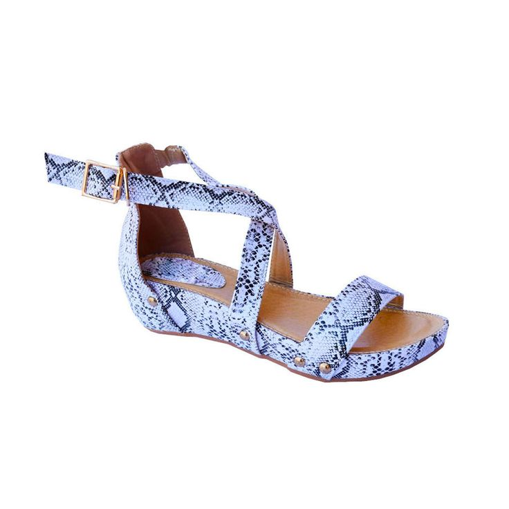 Snake Printed #Sandals | Get #exciting #offers on #women #footware visit www.madeinmyindia.com for more updates .