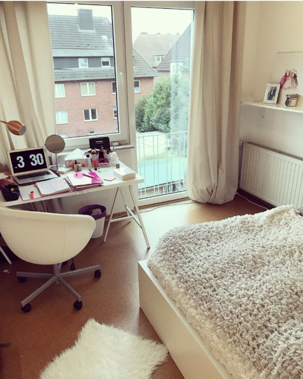 Stylisches Bett 1126 Best Ideen Fürs Wg-zimmer Images On Pinterest | Room