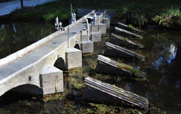 Kamenný most v Písku Dalších 59 modelů českých památek čeká v Parku Boheminium. Skvělé místo pro výlet!