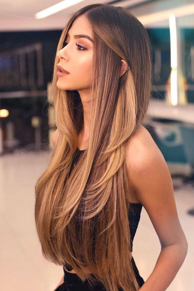 20 Mind Blowing Fall Winter Hairstyles For Women In 2020 Long Face Hairstyles Haircuts For Long Hair Long Hair Styles