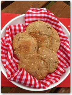 Egyptian Flat Bread Recipe - by Here Come the Girls