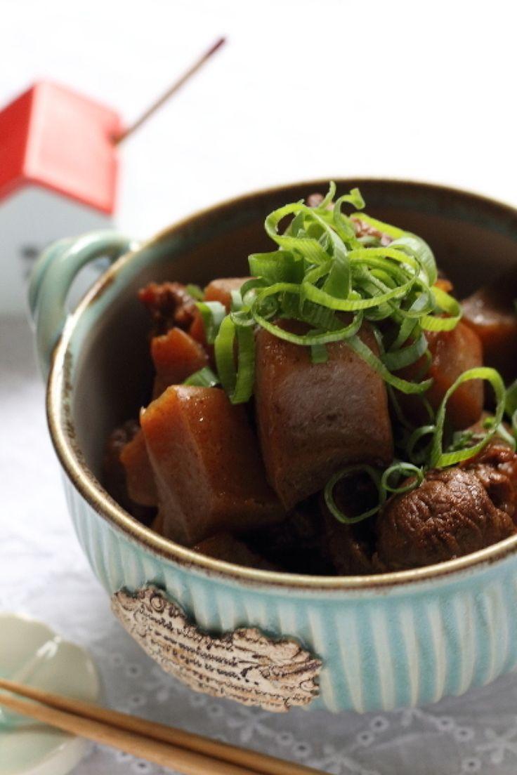圧力鍋を使ったすじこんレシピ by 小春ちゃん | レシピサイト「Nadia | ナディア」プロの料理を無料で検索