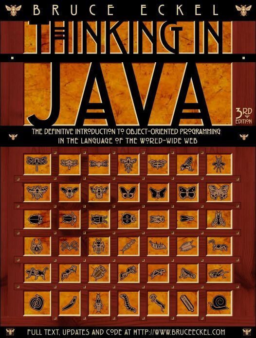 7 best java programming images on pinterest java programming and bruce eckels mindview inc free electronic book thinking in java 3rd edition fandeluxe Gallery