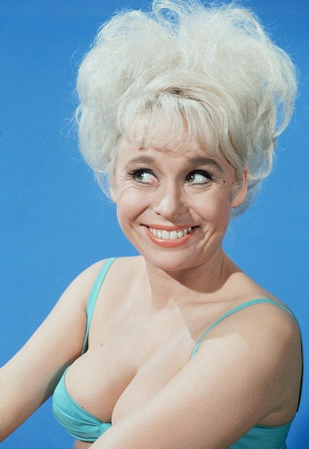 Barbara Windsor.