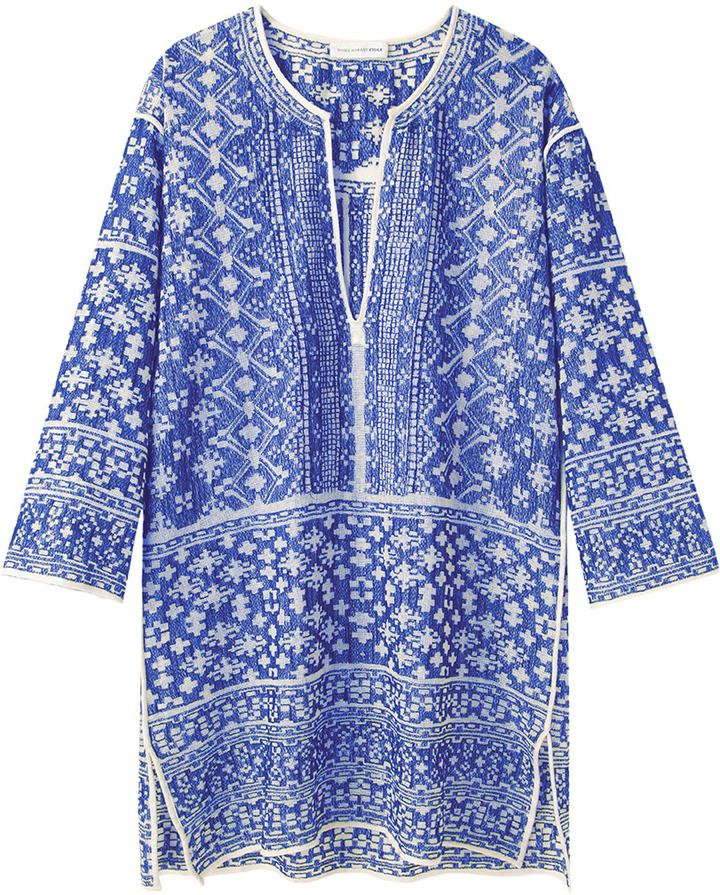 Etoile Isabel Marant bloom embroidered dress on shopstyle.com