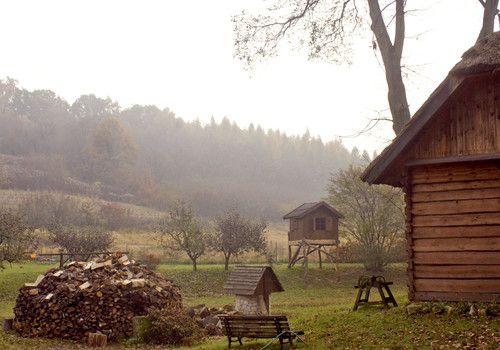 My dream near Kazimierz Dolny (Poland)
