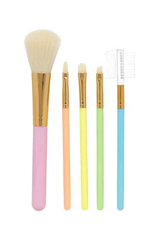 Cosmetic Brush Set | Forever 21 | #beautymark