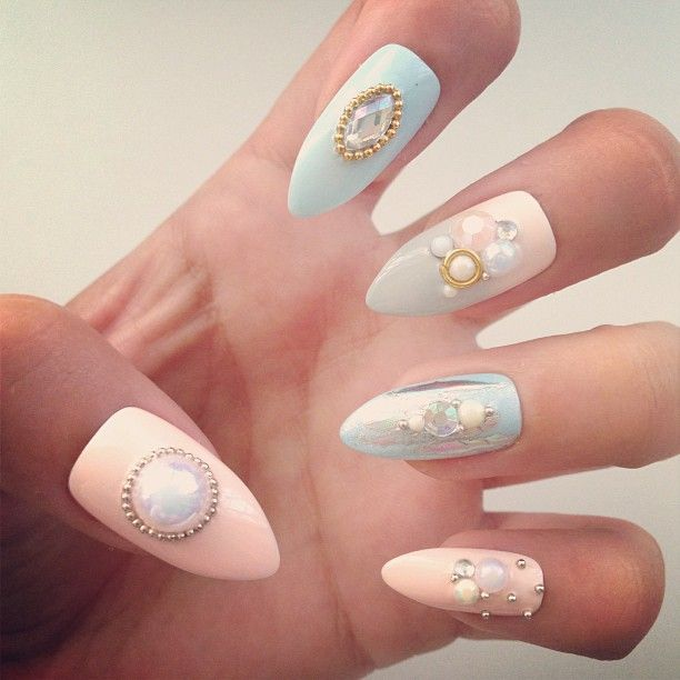 Best 25 nail swag ideas on pinterest dope nail designs pastel paradise dope nail design ideas nail swag obsession nail porn prinsesfo Gallery