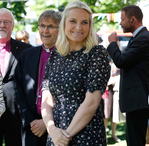 On May 26, 2016, Crown Princess Mette-Marit of Norway attended a service celebrating the Norwegian Bible Society's 200th anniversary at the Oslo Cathedral in Norway. The Norwegian Bible Society was established in 1816 and is the oldest inter-church organisation in Norway. Most Christian churches in Norway are represented in the governing bodies of the Bible Society.