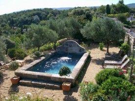 Les 25 meilleures id es de la cat gorie mini piscine sur pinterest petites piscines bassin et - Piscine bassin provencal colombes ...
