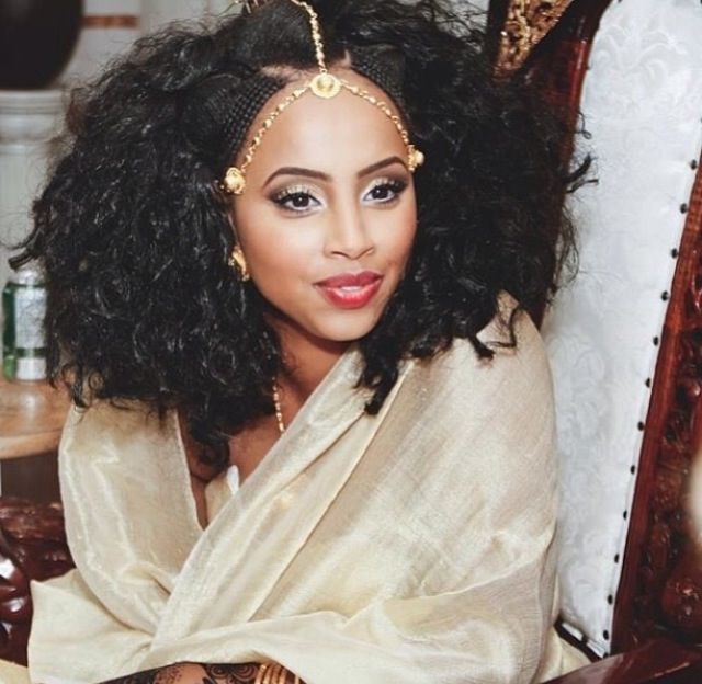 Eritrean Hair Eritrea My Country One Love One Heart ️