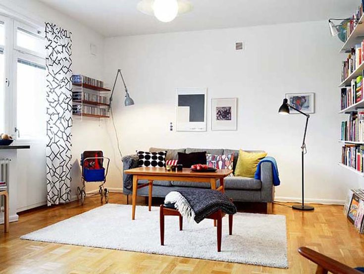 Retro Apartment Decor Google Search Minimalist Living Roomsminimalist Apartmentsmall